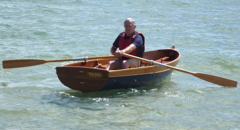 Foster 10 Sailing Dinghy